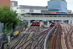 Tube station