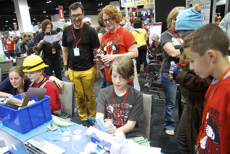 Denver Comic Con 2014 - 28