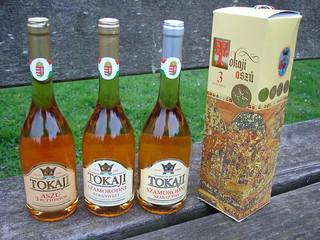 Tokay, el rey de los vinos.