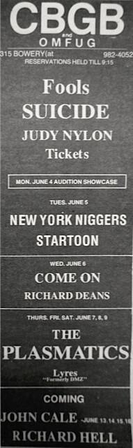 CBGB 06-05-79