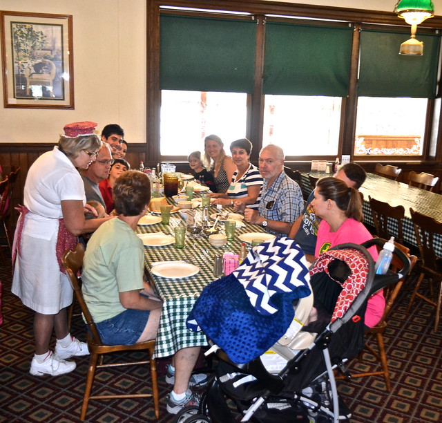 Family Style - Good n Plenty Restaurant Lancaster PA USA