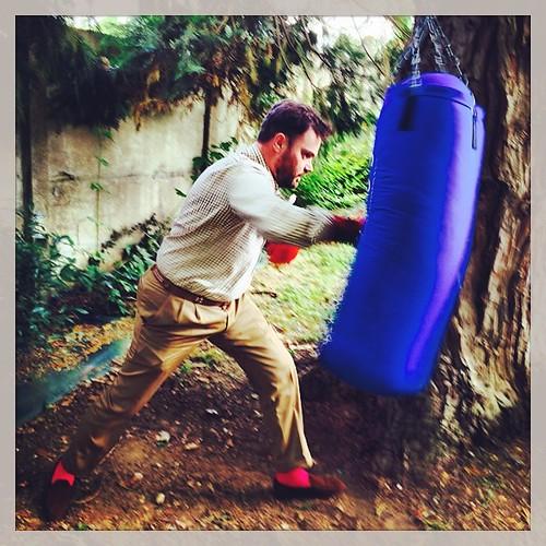 Garder la forme car il reste de nombreux combats à mener ;-)