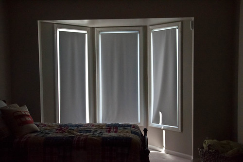 No Sew DIY Blackout Curtains