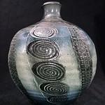 Steve Bober Bottle - Arvada Center Ceramics Studio Sale 2016