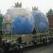 1994-09-24 bollewagen aarde-maan Amersfoort werkplaats by Edwin Werner