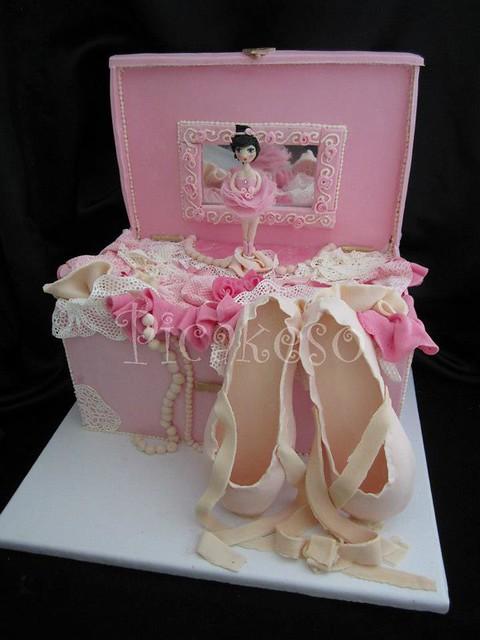 Cake by Heidi Dahlenburg - Cake Artist.