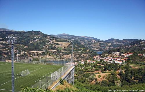 Estádio Municipal de Resende - Portugal