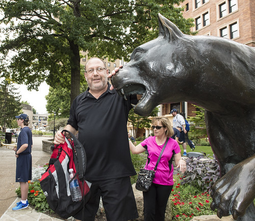 2016 - Homecoming: Rub the Panther's Nose Gallery