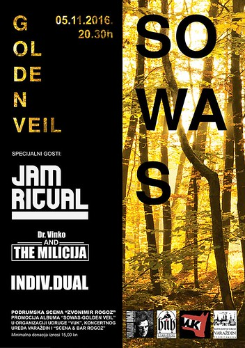 Sowas / Jam Ritual / Indiv.Dual / Milicija /at Rogoz, Varaždin