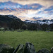 Waiting for night to fall across the fells. by philmitch771
