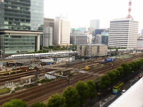東海道新幹線 by leicadaisuki