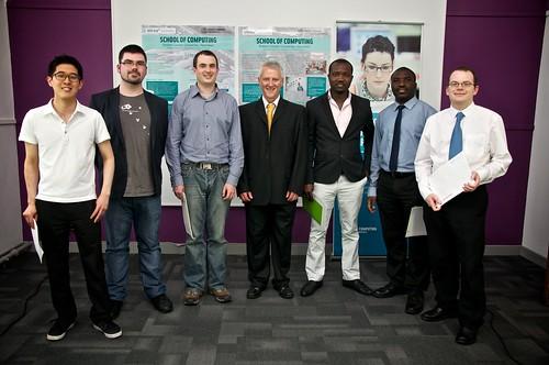 MSc Class Prize Winners