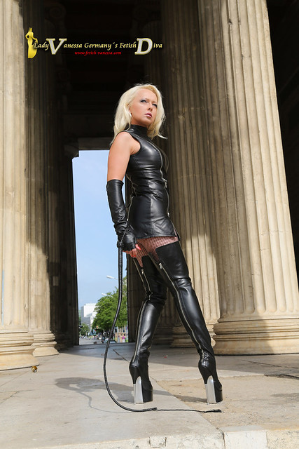 Fetish Diva Thigh High Boots Diva P 01 Thighhighboots