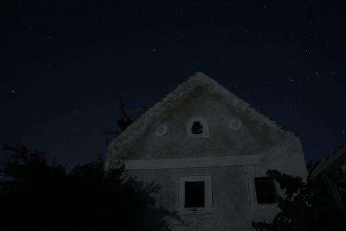 Az Öreg pince a hold fényénél