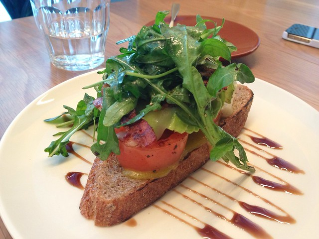 Breakfast BLT, The Providore, Mandarin Gallery