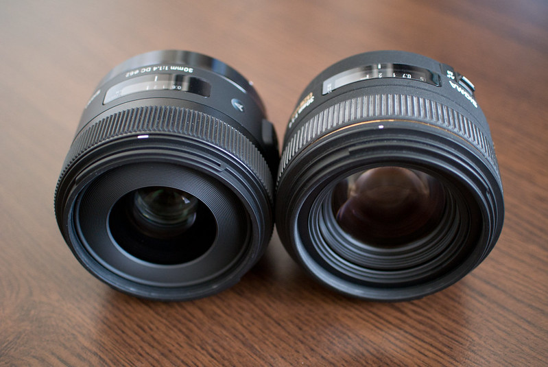 Sigma 30mm f/1.4 ART & Sigma 30mm f/1.4 EX
