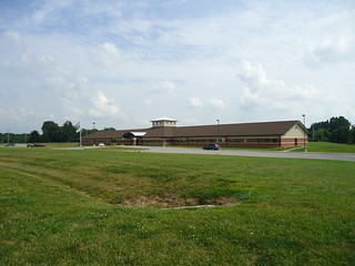Milton Elementary School in Trimble County, Kentucky