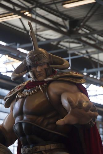 Statut de Raoh à la Japan Expo 2013