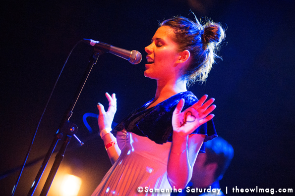 Cillie Barnes @ Echo Park Rising 8/17/13