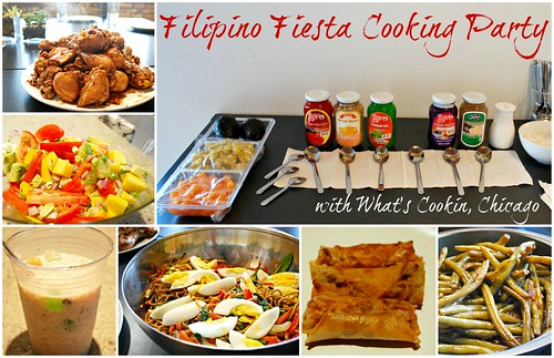 Five Filipino Faves