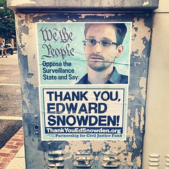 Thank you, Edward Snowden!