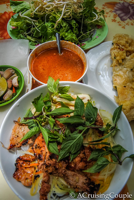 Dong Hoi Vietnam Food
