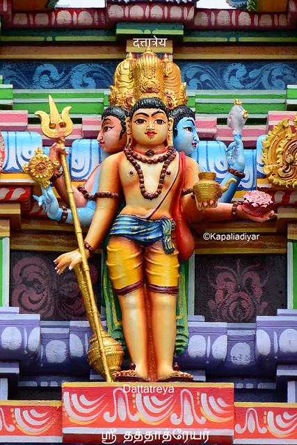 3. He authored Tripura Rahasya (The Mystery beyond the Trinity).
