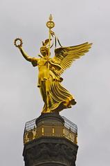 Goldelse du Siegessaule - Berlin (Germany)