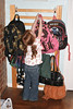 Crib Side Backpack Organizer