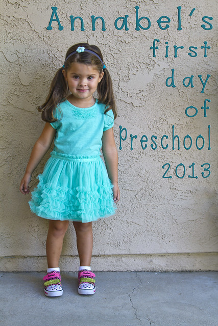 The Little Preschooler
