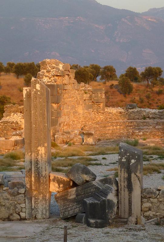 Turquie - jour 16 - Cités lyciennes - 122 - Patara et Xanthos
