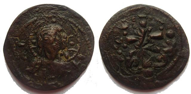 Quelques monnaies byzantines 9789525733_7219e89c04_z