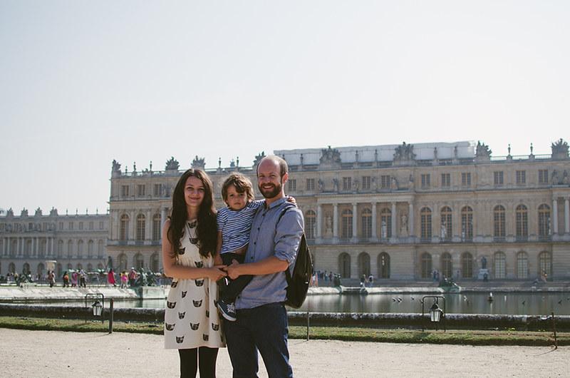 Versailles Gardens - Paris