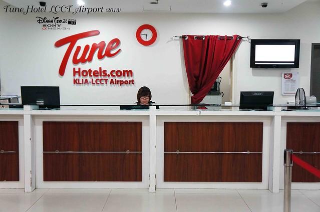 Tune Hotel LCCT Airport 02