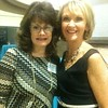 Sandra and Gina at #12x12okc @ovac