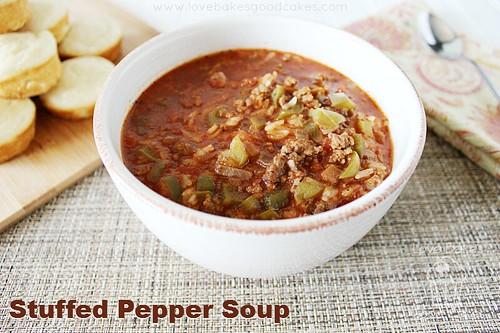 Stuffed Pepper Soup 2