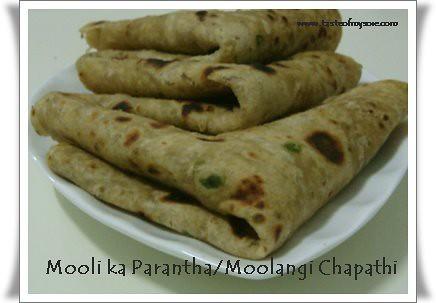 Moolangi Chapathi
