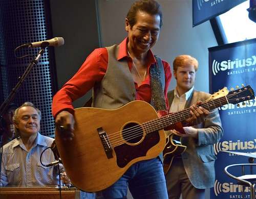 Tribute To Eddy Arnold, Sirius/XM Studio, AMA, Nashville, September 20, 2013