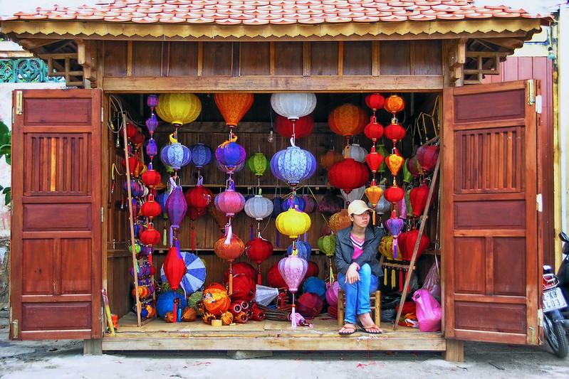 Vietnam - Hoi An - Lamp Shop - 054