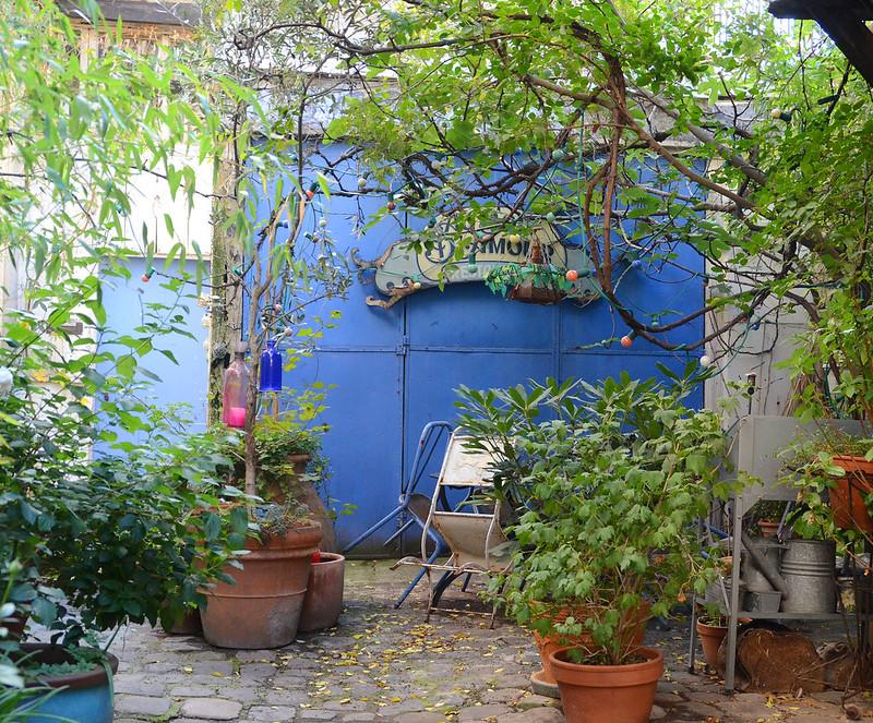 Paris and beyond un jardin secret for Jardin secret paris