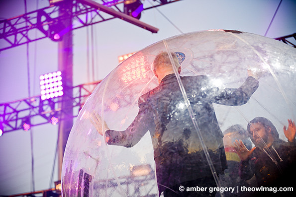 Major Lazer @ Treasure Island Music Festival, SF 10/19/13