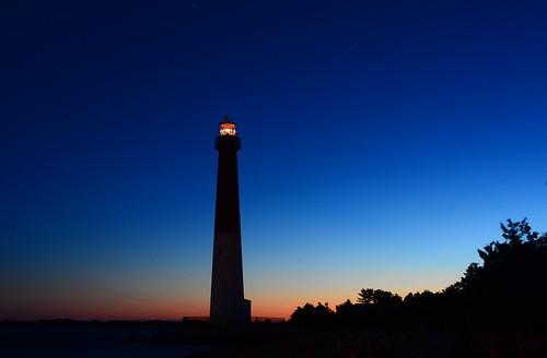 morning light sky lighthouse sunrise dawn early skies barnegat