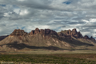 Punta de la Sierra - Big Bend National Park, Texas