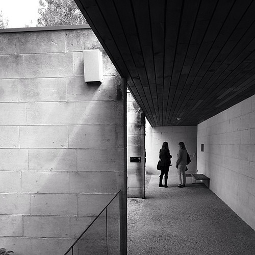 Whispering walls at @heidemoma