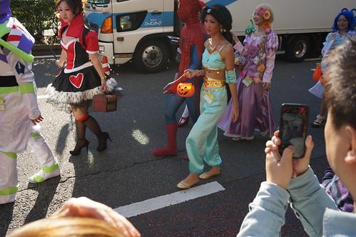 Kawasaki Halloween Parade 2013 07