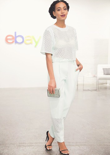 Perforated trend