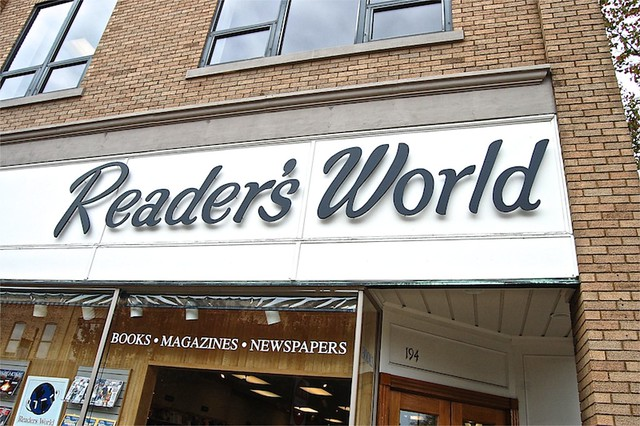 Reader's World, Holland, Michigan