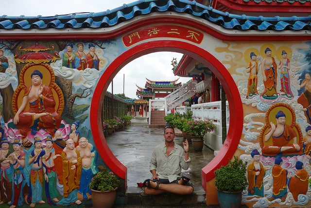 Buddhist Temple on Penang