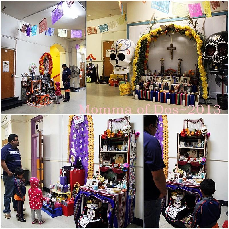 Dia de Los Muertos 1