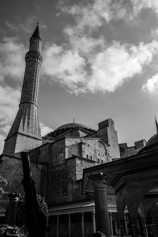 Hagia Sophia Vertical